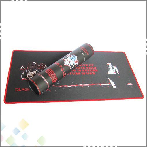 Demon Killer Bar Mat 60*30*0.3CM Rectangle Electronic Cigarette Bar Pad Natural Rubber+ Multi-spandex High quality DHL Free