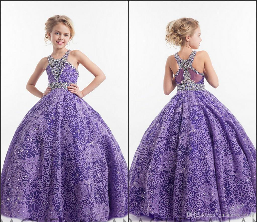 Compre 2016 Del Desfile De Vestidos Para Adolescentes Vestido De ...