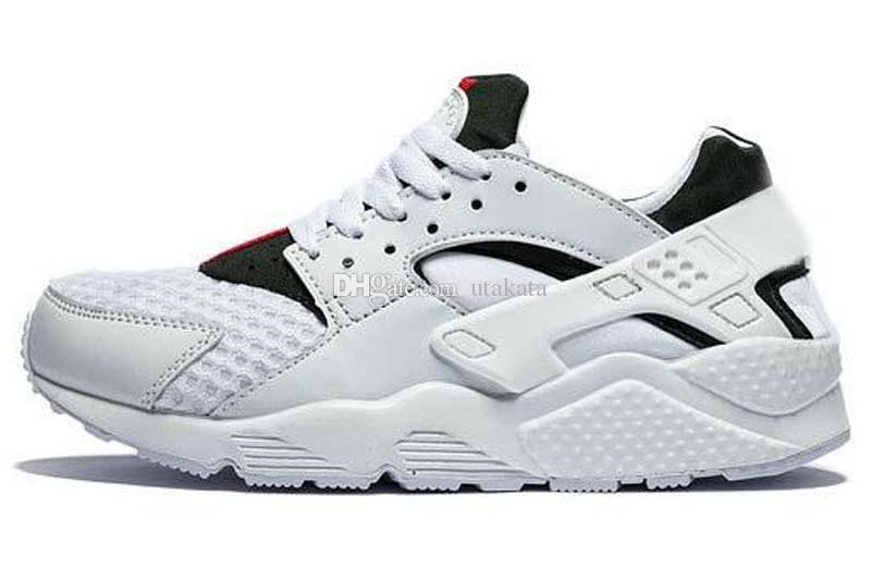 Huarache sapatos Ultra rodando Triplo Huraches preto branco que funciona formadores para mulheres dos homens ao ar livre sapatos Huaraches sneakers Hurache