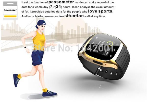 도매 남자 여자 시계 소매 전자 상자와 안드로이드 IOS 휴대 전화에 대 한 전자 블루투스 스마트 시계 피트니스 트래 커