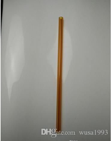 스테인레스 글라스 글라스 파이프 스테인레스 글라스 튜브 글라스 파이프 담배 파이프 길이 20cm