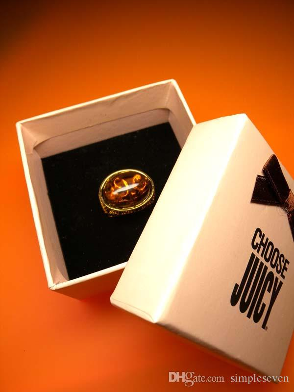 [심플 세븐] 새로운 스타일 브로치 상자 / Juicy Pedant 박스 / 패션 팔찌 패키지 / 특별 목걸이 케이스 / 추석과 함께 귀걸이 상자 Bowknot
