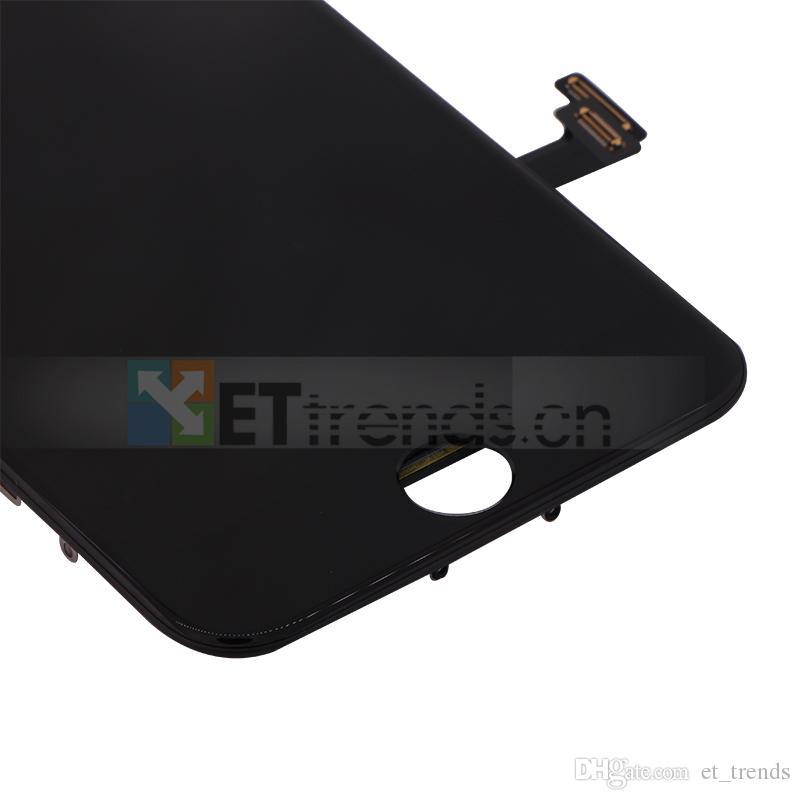 Display di qualità eccellente iPhone 8 Lcd Screen Assembly Factory Fornisce direttamente Frame Cold Press No Dead Pixel DHL Fast Shipping