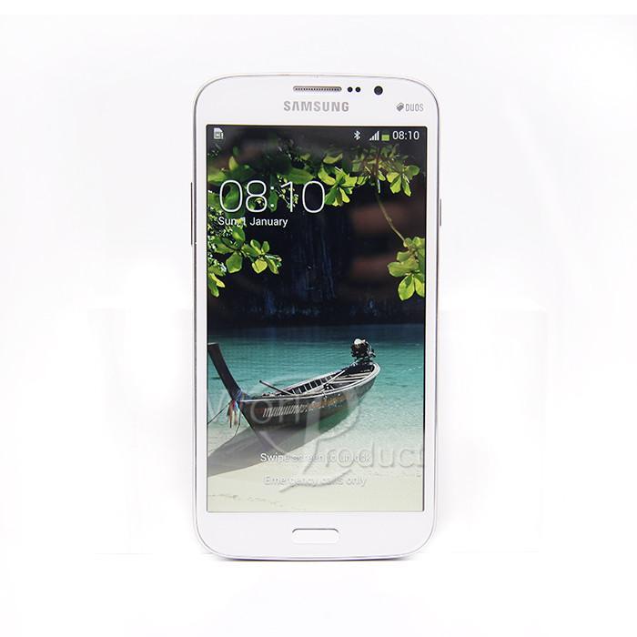 Original Unlocked Samsung Galaxy Mega 5.8 I9152 Smartphone Dual Core 8G ROM 1.5G RAM Dual SIM Mobile Phone Refurbished Cellphone