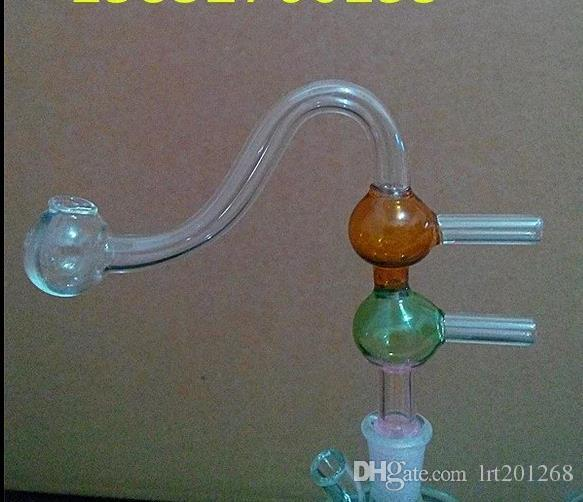 Color filter gourd pot --glass hookah smoking pipe Glass gongs - oil rigs glass bongs glass hookah smoking pipe - vap- vaporizer