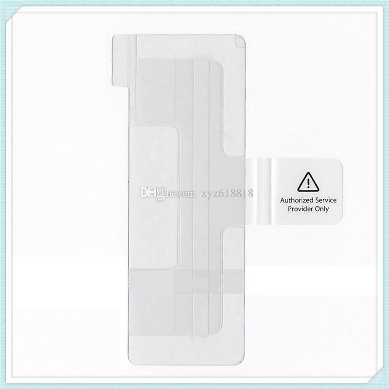 Anti-Static Battery Sticker Adhesive Strips Tape Glue Tag for iphone 5 5s 5c iPhone 6 6s 4.7 inch 6 6s plus for iPhone 7 7plus