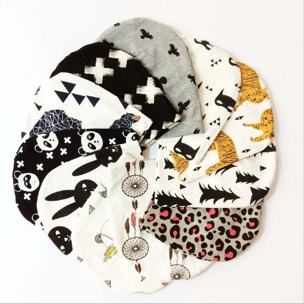 Großhandel Baby Hut Kappen Baby Baumwolldrucken Hüte Für Baby ...