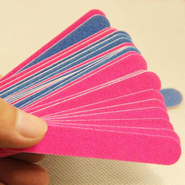 Nail File Long Disposable Professional Beauty Care For Nail Art ...