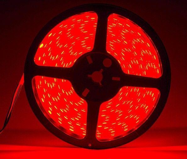 5050 LED-Streifen 60LEDS / M RGB-LED-Streifen Lichter Wasserdichte DC 12V LED-Streifen Flexibles 5050 LED-Band