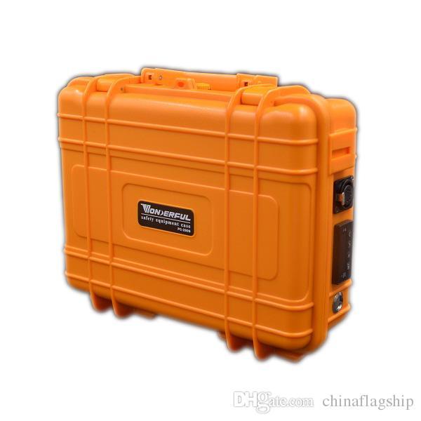 Die neueste Hardcover-Version E Digital Nail Kit mit Fit 10mm16mm20mm Spule Titan / Quarz Hybrid Nail Dry Kräuterwachs Box Vaporizer Kit