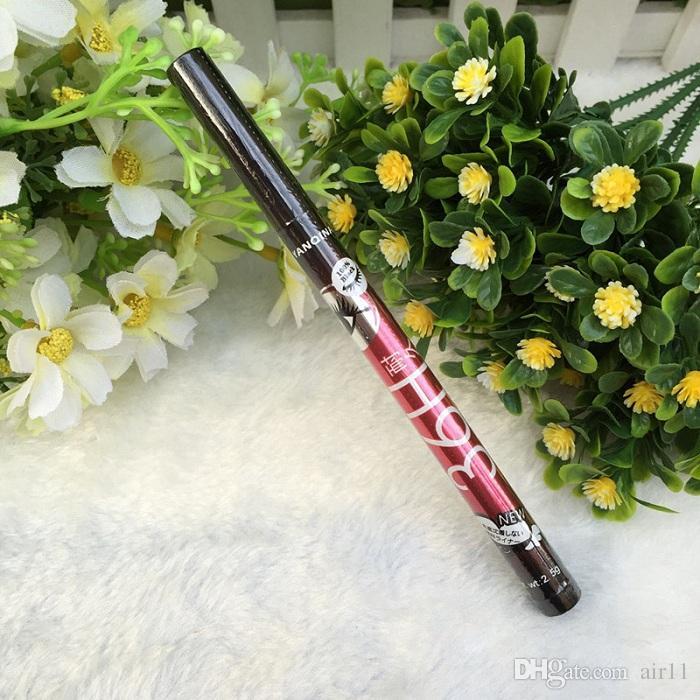 Les novedades Negro impermeable pluma Delineador líquido de ojos lápiz delineador de Maquillaje Belleza comestics T173 envío gratuito