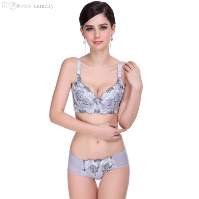 2019 Wholesale Lace Lingerie Women Bra Set Push Up Triumph Bra Sets Brand  Cute Lingerie Bra Brief Sets From Darnelly 8f4e0ff86