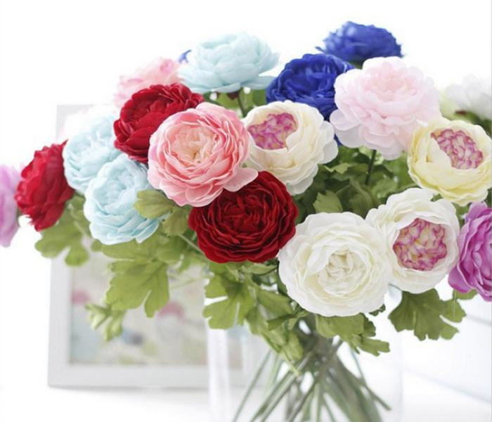 2018 wholesale new multi color realistic 35 heads spring artificial 2018 wholesale new multi color realistic 35 heads spring artificial peonies peony silk flowers arrangement wholesale home table room from tmos mightylinksfo