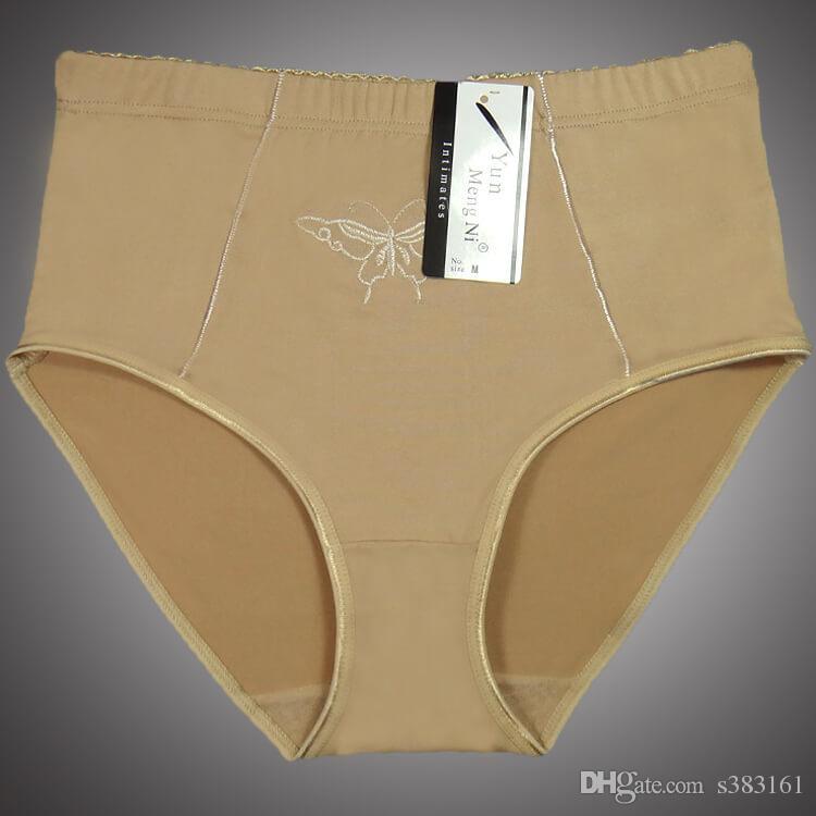 e263d58df 2019 Hot Plus Size Women Milk Fabric Panties M