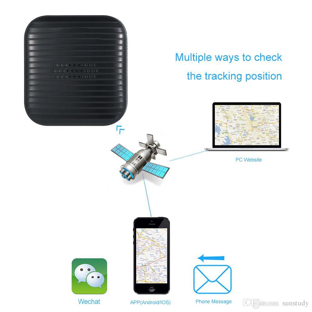 Mini portatile in tempo reale GPS Tracker Car Vehicle GSM GPRS dispositivo di tracciamento anti-perso monitoraggio sistema di allarme di sicurezza