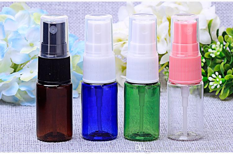 DHL FREE 10ml Travel Portable Mini Refillable Perfume Bottle For Spray Scent Pump Case Empty perfume atomizer bottle cosmetic lotion bottle