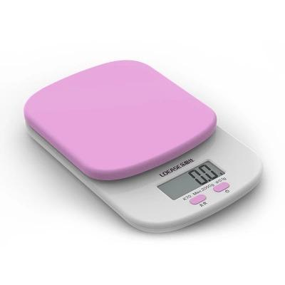 electronic kitchen scale said the kitchen electronic scale platform