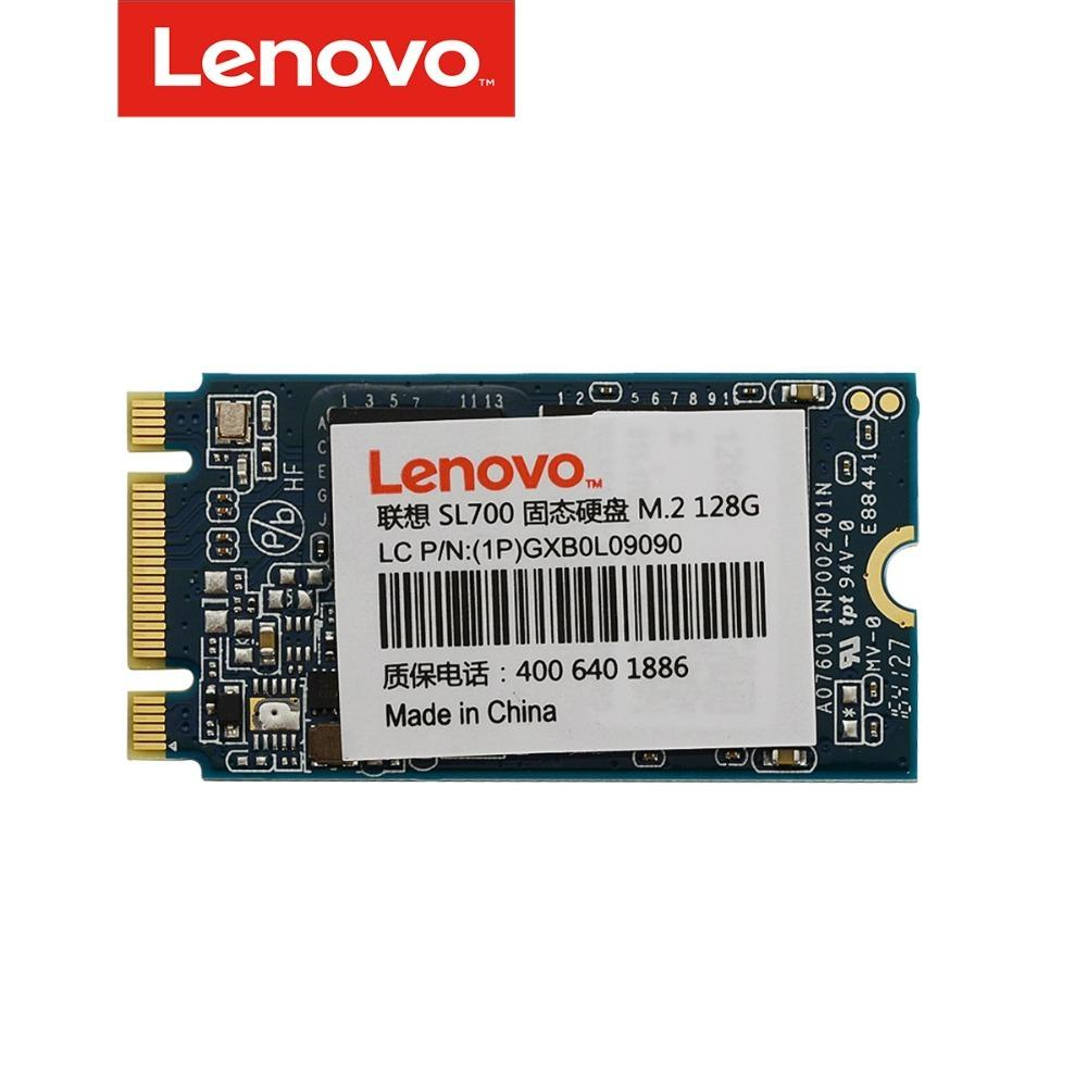 2019 Genuine Lenovo SL700 NGFF M.2 2242 128G 256G SSD SATA3 For Lenovo  Ideapad Y410P Y510P High Quality&3 Years Warranty From Worldwidehuntoon, ...