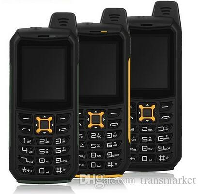 Origianl iMAN S2 Key Boardphone 2.4Inch Louder Speaker Support Dual SIM Waterproof IP68 Louder Speaker Bluetooth Power Bank 2200mAh phone