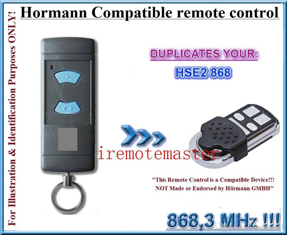 For Hormann Hse2 868 Remote Hormann Hse2 868 Transmitter Universal