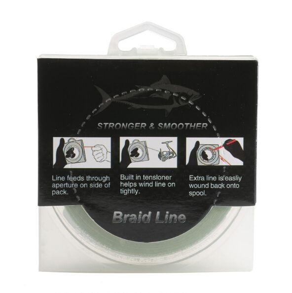 Wholesale- 300yds Weave x 8 Strands Braid Fishing Line Strong Braid Line 10lb