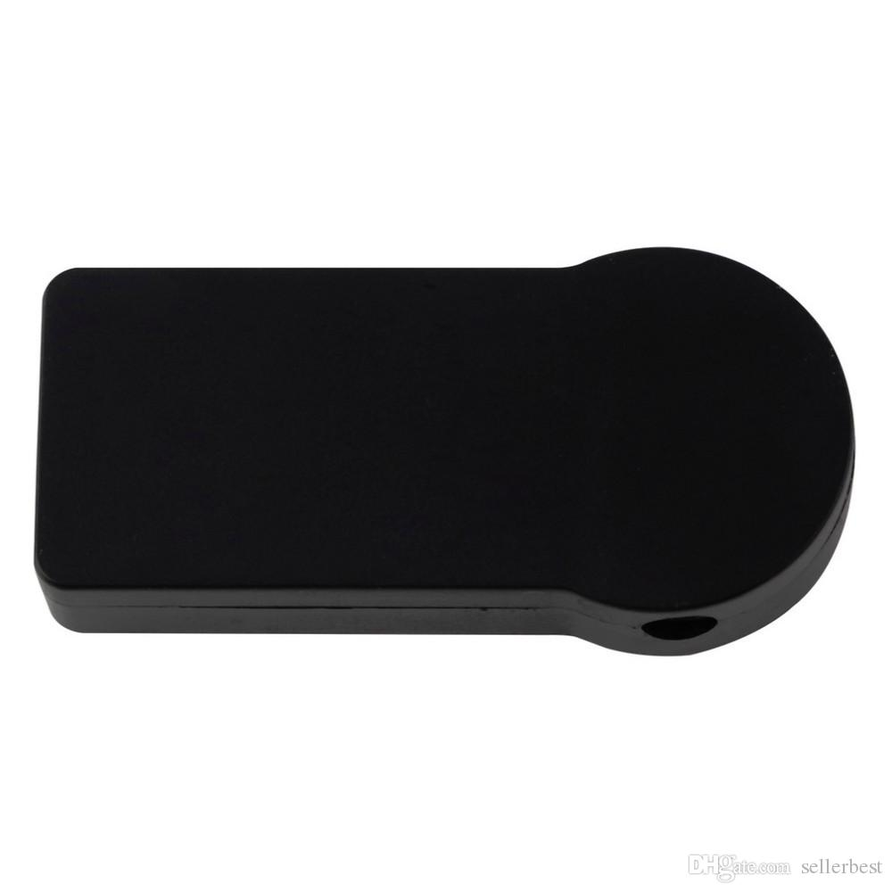 Универсальный 3.5 мм потоковый автомобиль BT V3.0 3.0 A2DP беспроводной Bluetooth автомобильный комплект AUX Audio Music Adisiver адаптер громкой связи с микрофоном для телефона MP3 ~