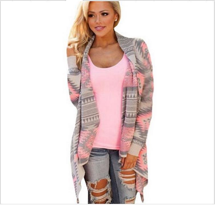 2018 Wholesale Womens Pink Cardigan Sweater Fashion 2016 Hot ...