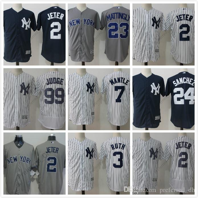5b0ce803b24 new york yankees majestic womens 2017 postseason cool base team jersey  white  jersey 2017 new york 2 derek jeter gray with retirement patch and  white ...
