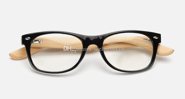 04947cbf10 Compre 2017 Moda Retro Gafas De Madera Marcos Ópticos Gafas De Diseñador De  La Vendimia Gafas De Bambú Gafas De Madera Hechas A Mano Kp1525 A $4.83 Del  ...