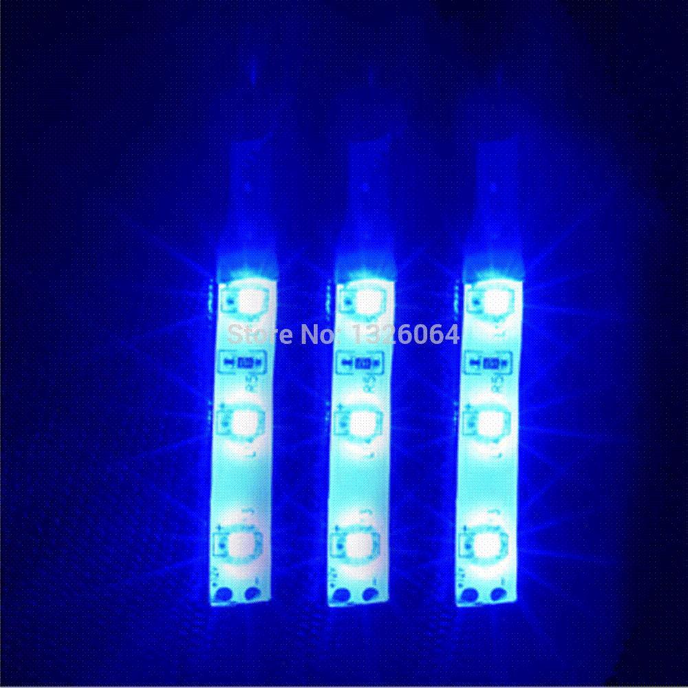 acheter led 5cm 3528 smd voiture intrieur lumires dcoration ruban d clairage couleur bleu 460 470nm ip65 tanche de 1004 du yuankun8 dhgatecom