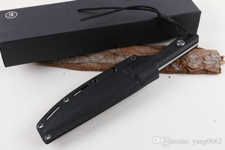 Фиксированным лезвием ножи известный сабля тактический нож охотничий нож выживания нож 9cr18mov лезвие Интеграл киль к kydex