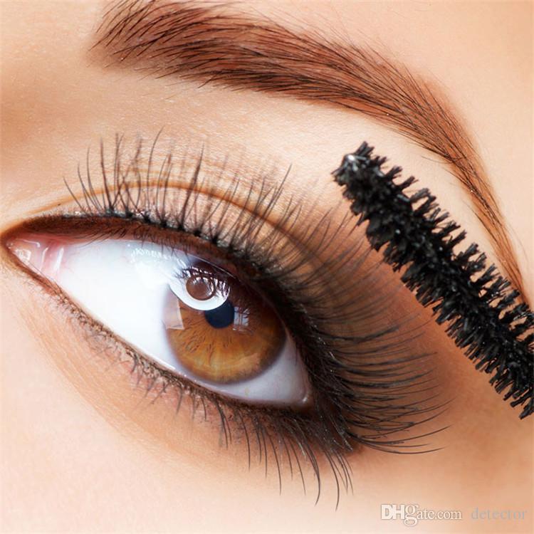 Escova de Maquiagem de alta qualidade Pestana One-off Escova de Pestana Mascara Wands Aplicador Descartável Eye Lash 50 Pçs / saco
