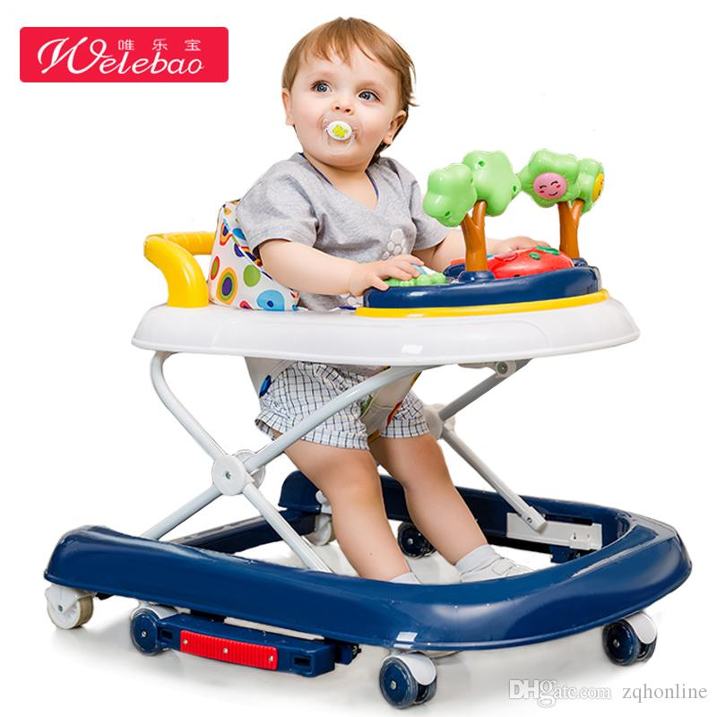 350c9ff11695 Fashion U-shaped Baby Walker with Music And Toys