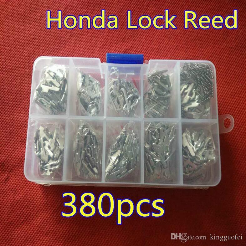 10 тип замка автомобиля Reed HON66 Стопорная пластина для Honda 300шт. Половинная пластина 80шт. Полная пластина Автозапчасти для ремонта