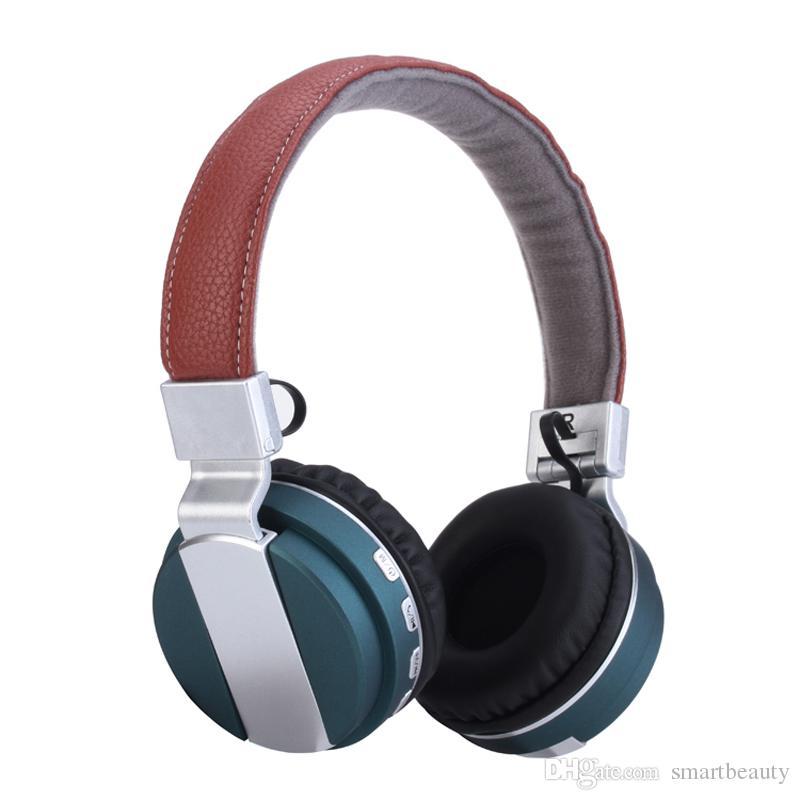 Acquista Cuffie Senza Fili Bluetooth Cuffie BT 008 Cuffie Pieghevoli  Auricolare Bluetooth Con Microfono Samsung Iphone Con Imballaggio Al  Dettaglio A ... 694f396a5b5f