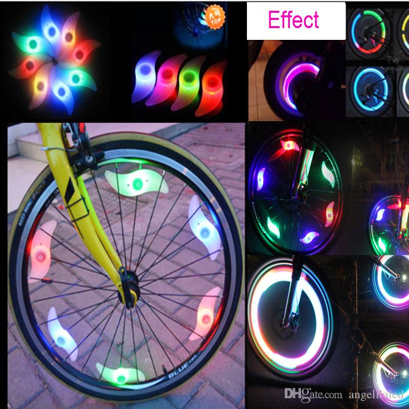 2019 Led Effects For Bike Bicycle Motorcycle Colorful Led