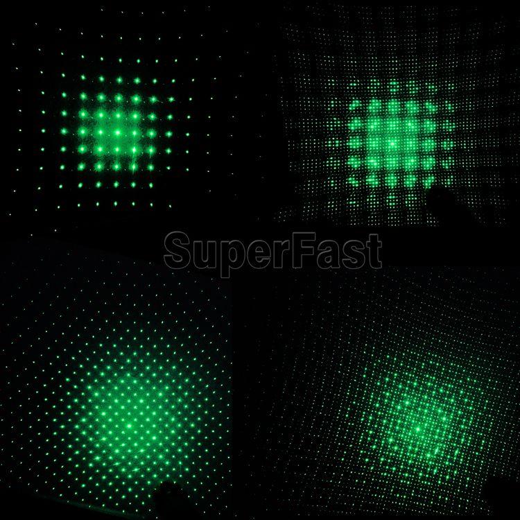 Haute Puissance Laser 303 Vert Stylo Pointeur Laser Réglable Mise Au Point Correspond à la lumière laser Dans La Boîte Au Détail DHL Livraison Gratuite