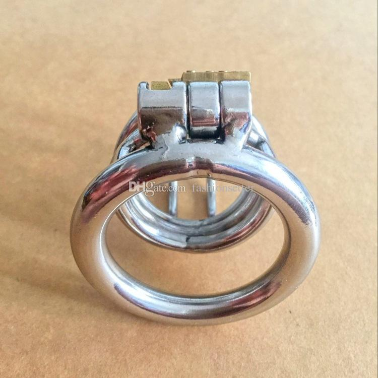 New arrival chastity cage chastity cb stainless steel small chastity devices for men