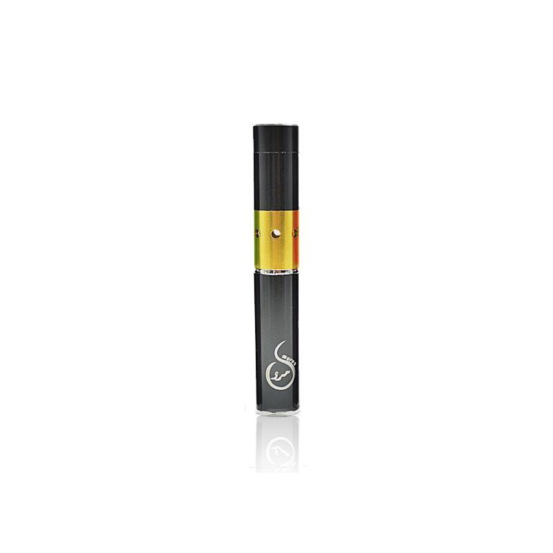 Klicka på n Vape Brazier Metal Rör rökning Rör rökelse brännare ånga lukt bäst Mellanöstern med flanelette väska