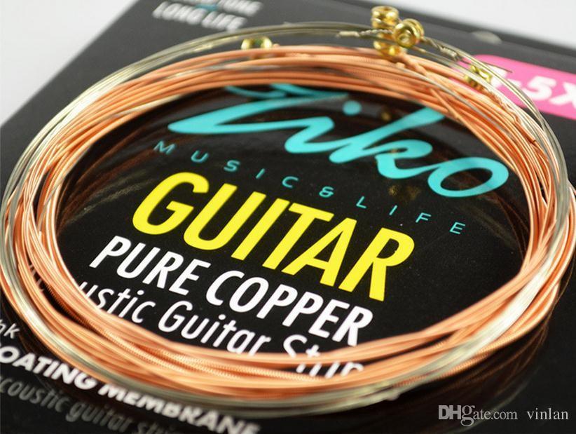 / 010-048 DR-010 سلاسل الغيتار الصوتية الآلات الموسيقية الملحقات أجزاء الغيتار بالجملة