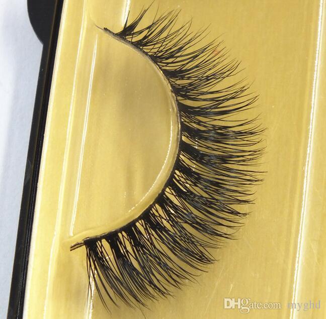 Mink Eyelash 100% Natural MinkFur handmade Premium Quality False Eyelashes