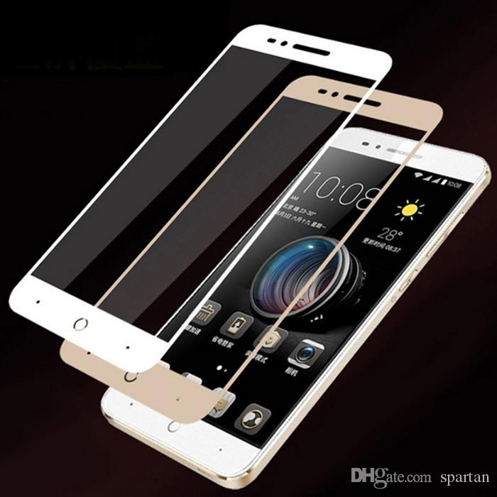 For Xiaomi Mix2 NOTE6 Redmi Note 4X Nokia 3 5 6 Lenovo K6 note Color Full Cover Tempered Glass 3D Screen Protector Glue Explosion