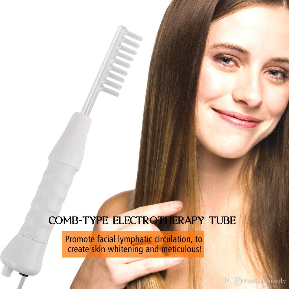 Nouveaux produits Portable haute fréquence pour le bâton de traitement de l'acné D'arsonval Darsonval Skin Facial Spa Soins du salon Beauté