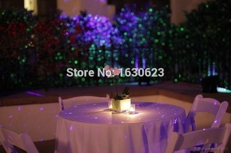 laser outdoor lights