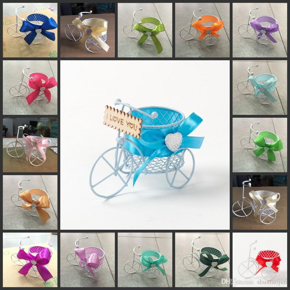 High Quality Iron Wire Candy Boxes Favor Holders Baby Shower Wedding ...