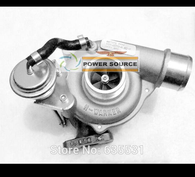 TURBO RHF5 8973737771 897373-7771 Turbo Turbine Turbocharger For ISUZU  D-MAX D MAX H Warner 4JA1T 4JA1-T 4JA1 T Engine