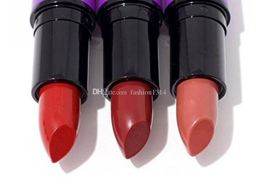 Professional hot waterproof lipstick selena makeup matte lip stick 3g 12 different colors a supply