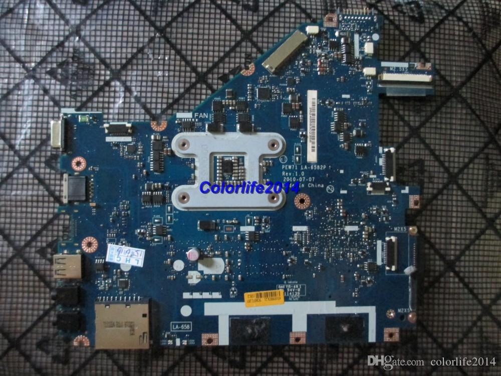 PEW71 LA-6582P MBRJW02001 Mainboard for Acer Aspire 5742 DDR3 laptop motherboard fully tested & working perfect