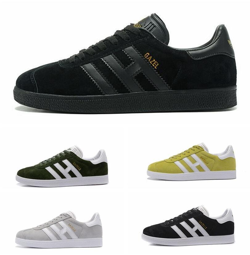 High Quality Classic Originals Suede Gazelle City Sneaker Men and Women Skate Walking Hiking Shoes White Black eastbay sale online outlet store for sale cheap sale deals outlet new styles MTvxW1cZ