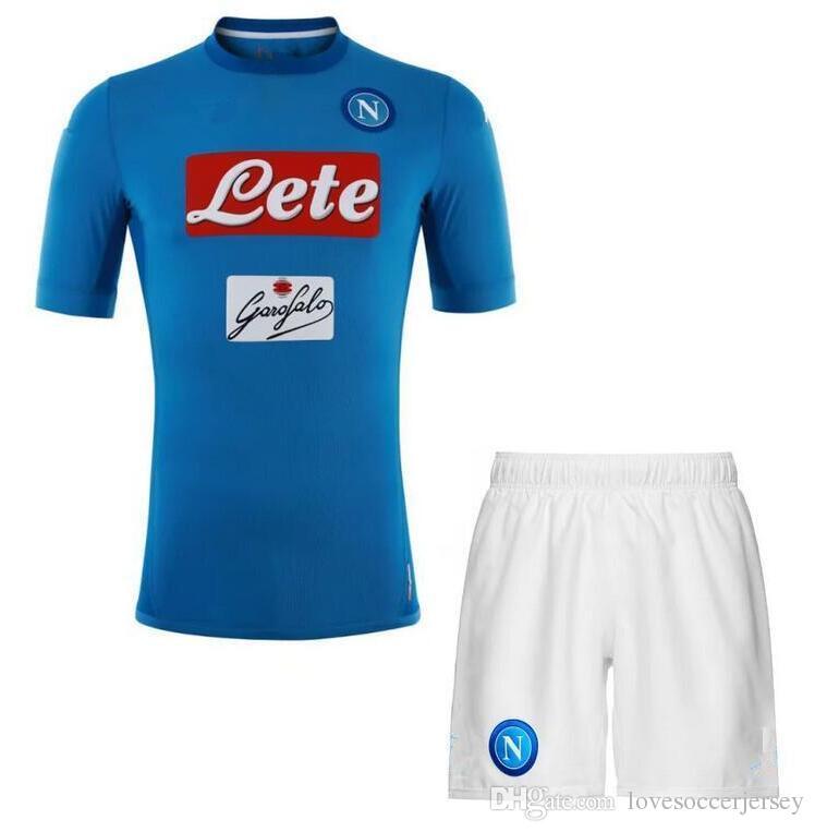 tenue de foot Napoli vente